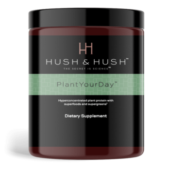 Plant Your Day - Hush & Hush voedingssupplementen
