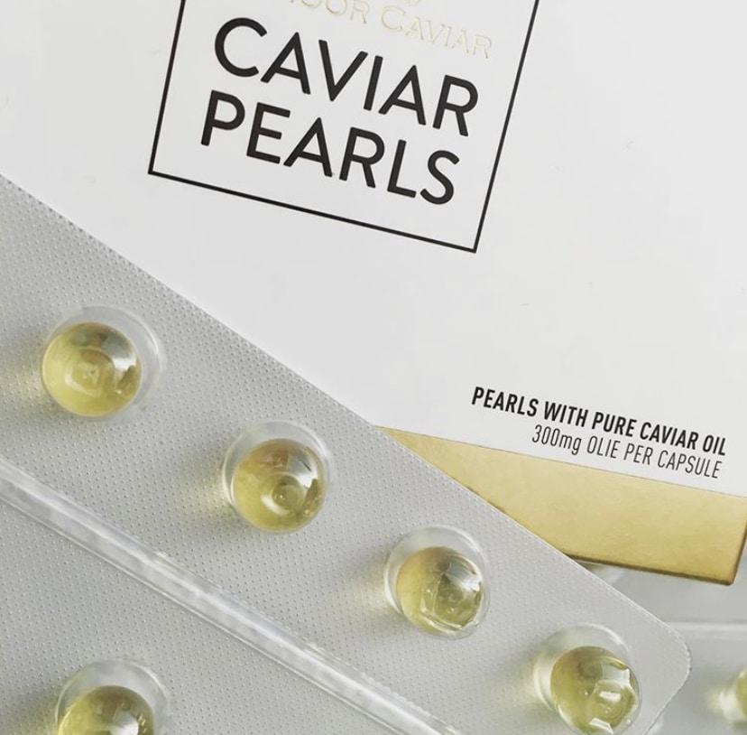Caviar Pearls (Exmoor) - Visolie