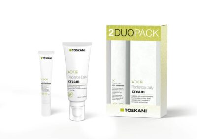Radiance Eye Contour + Radiance Daily Cream Duo Pack