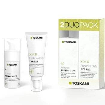 Radiance Mesoserum + Radiance Daily Cream Duo Pack