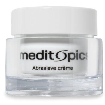 Meditopics Abrasieve Crème peeling - 50 g