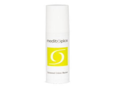 Meditopics - Zuiverend Crème Masker - 50 ml