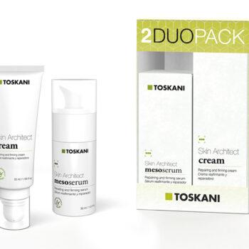 Skin Architect Duo Pack Cream MesoserumToskani